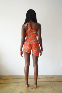Splash Bodysuit and Shorts
