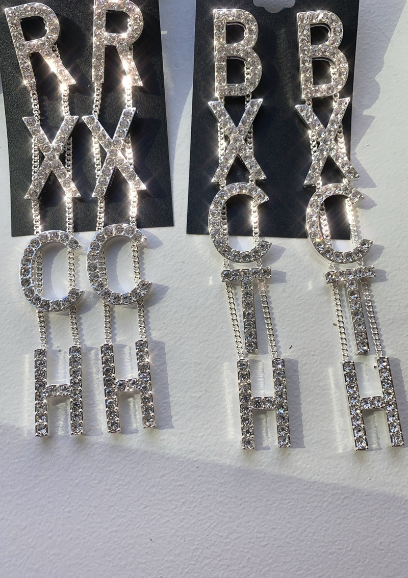 RXCH BXTCH EARRINGS