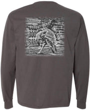 Load image into Gallery viewer, Shelby County Extreme Bulls Long Sleeve T-Shirt Pre-Order