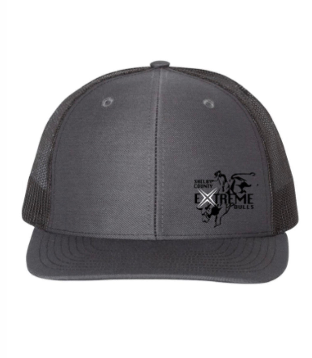 Copy of Shelby County Extreme Bulls StitchedHat Pre-Order