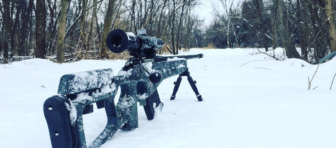 Best Firearms for Cold Winter Weather