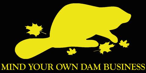Dam Business Flag