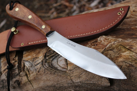 Best Knife in the World - D.H. Russell Canadian Belt Knife
