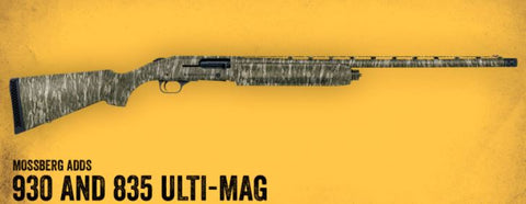 Mossberg 835 Best Turkey Hunting Gun of all time.
