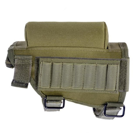 LM5 Stock Cartridge Holder with Cheek Rest