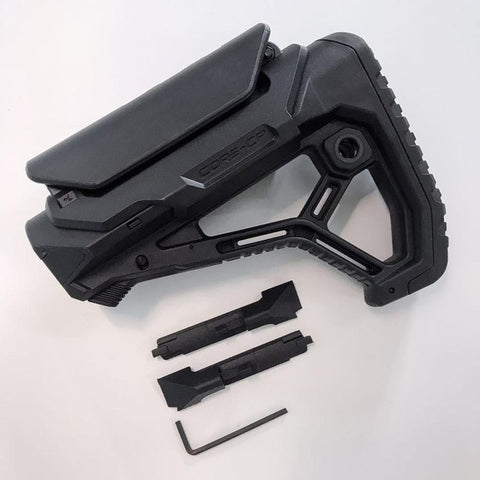 Core-CP TacLite Stock with Adjustable Riser