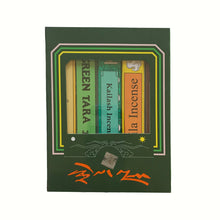 Load image into Gallery viewer, Green Tara Tibetan Incense Gift Set