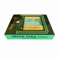 Green Tara Tibetan Incense Gift Set