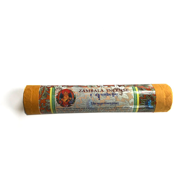 Dzambala Incense