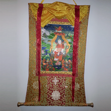 Load image into Gallery viewer, Pundarika - 2nd Shambhala Kalki King Thangka