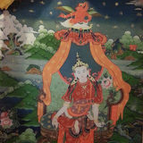 Pundarika - 2nd Shambhala Kalki King Thangka