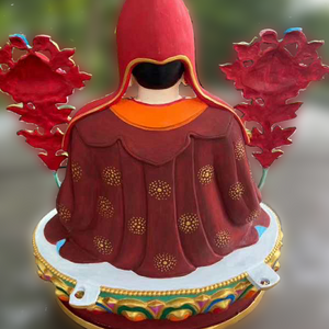 Reserve Your Limited Edition: Consecrated Dolpopa Statue