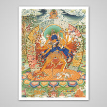 Load image into Gallery viewer, 24-Armed Kalachakra