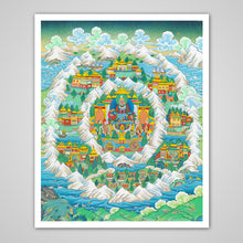 Load image into Gallery viewer, The Sublime Realm of Shambhala