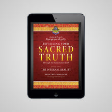 Load image into Gallery viewer, Unveiling Your Sacred Truth, Book 2: The Internal Reality