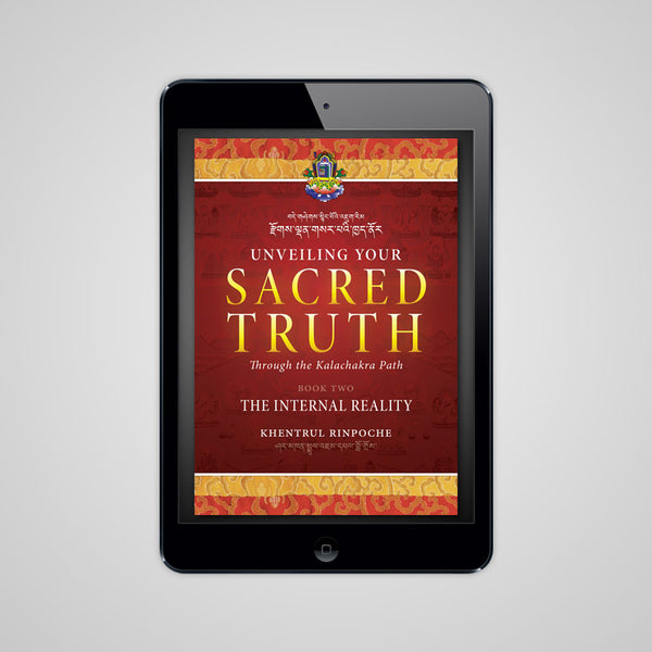 Unveiling Your Sacred Truth, Book 2: The Internal Reality (eBook)