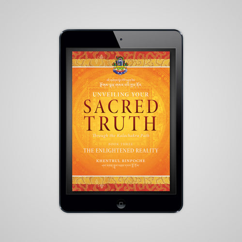 Unveiling Your Sacred Truth, Book 3: The Enlightened Reality (eBook)