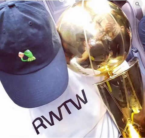 Sipping Kermit Dad Hat (worn by LeBron James)
