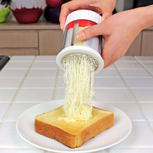 Stainless Cheese Grater Butter Buddy