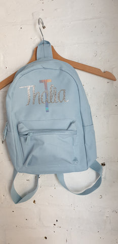 Mini Personalised Rucksacks