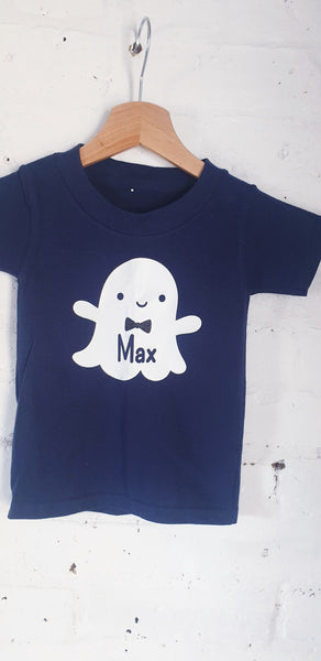 Personalised Ghosty Tee