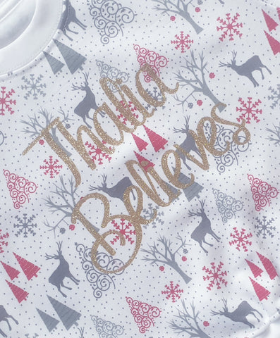 'I believe' Christmas Jumper