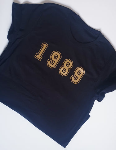 Birth Year Tee