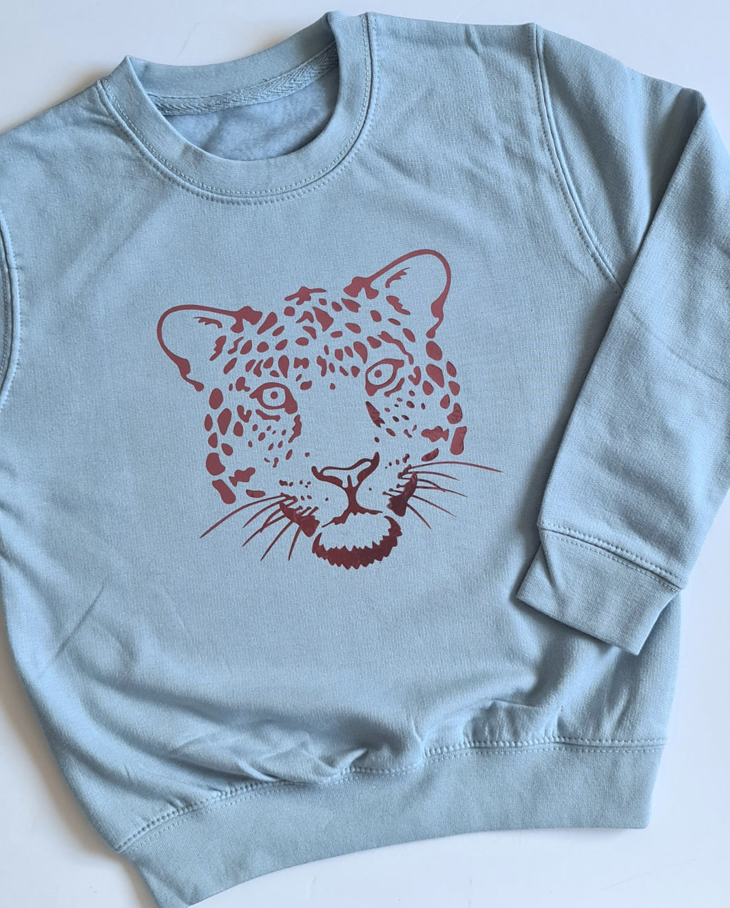 Leopard/Tiger Sweater - Kids