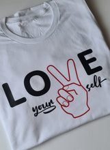 Load image into Gallery viewer, Love Yourself Tee