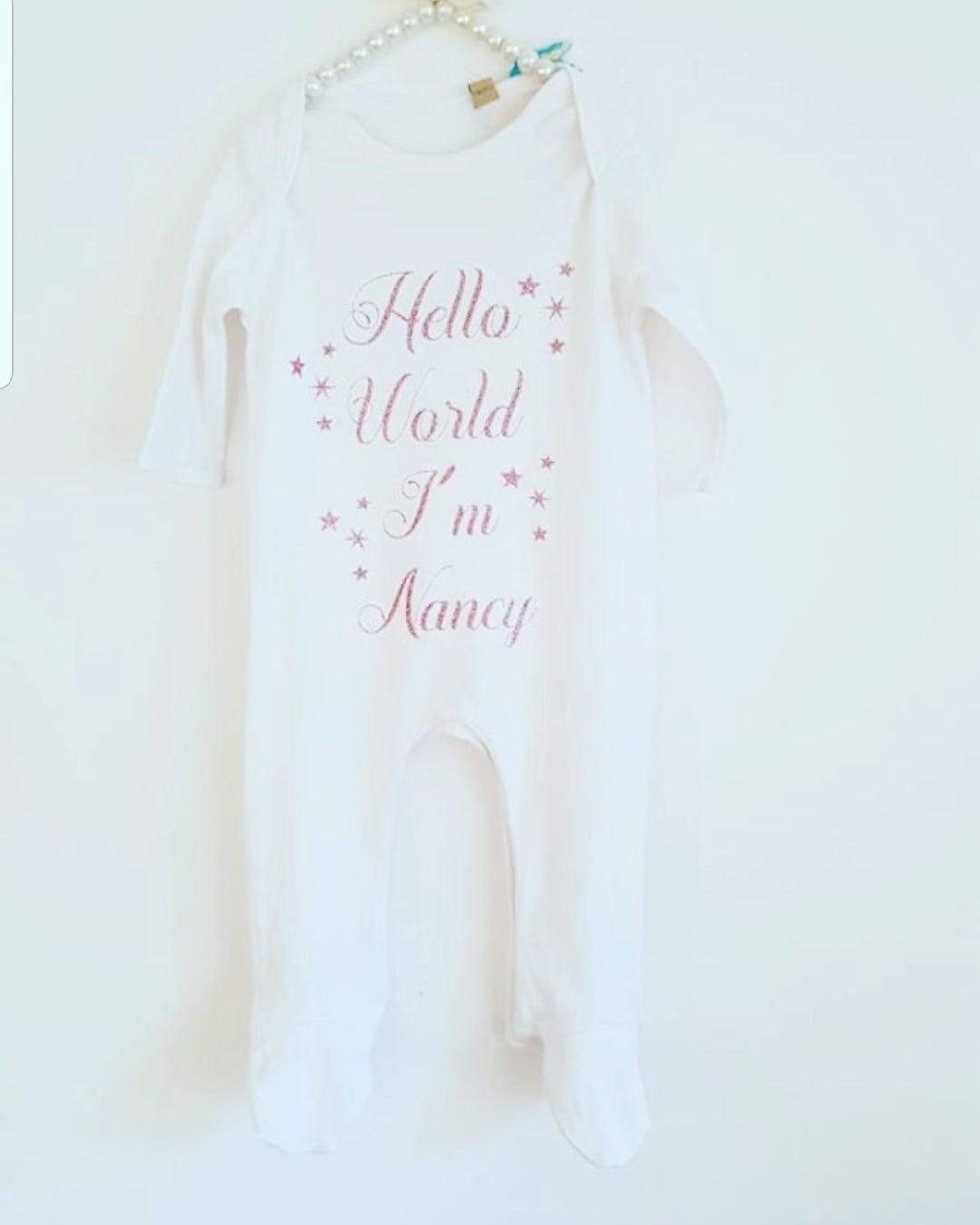Create Your Own Babygro