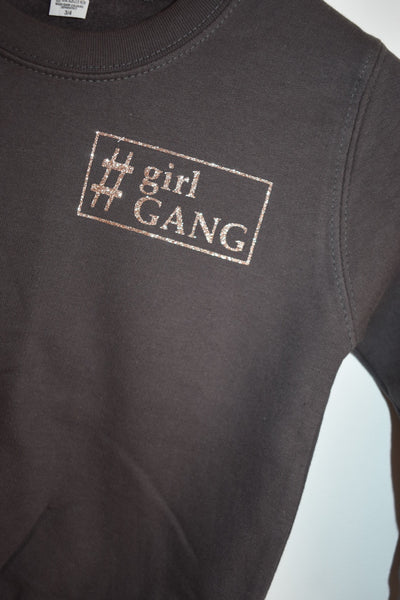 Girl Gang Adult Sweater