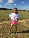 Create Your Own Childrens Personalised Tee