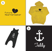 Load image into Gallery viewer, Create Your Own Childrens Personalised Hoodie