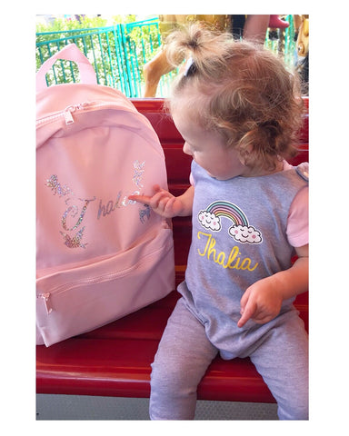 Personalised Large Rucksack