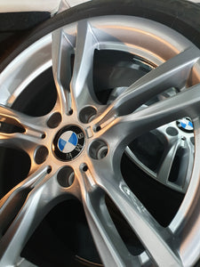 Alloy Wheel Refurbishment Without Detail - blackbeards-detailing