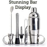 Bartending Kit with Elegant Stand