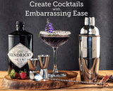 CREATE EXCEPTIONAL COCKTAILS WITH EMBARRASSING EASE