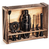 Black Mixology Bartender Kit