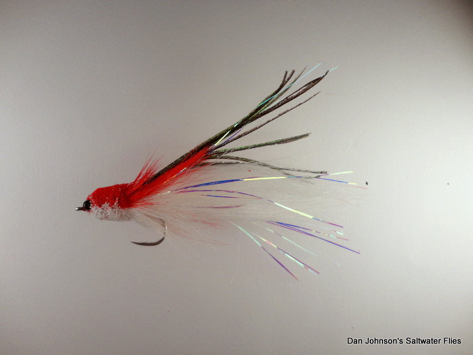 Andino Deceiver - Red White, Craft Fur AD266