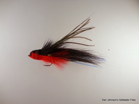 Andino Deceiver - Black Red, Craft Fur AD267