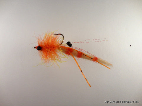 Dickey's Mighty Mantis Fly - Orange BF060