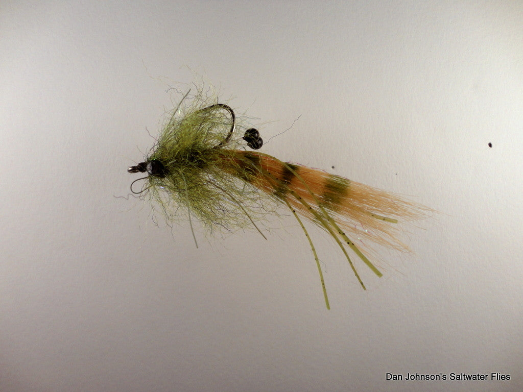 Dickey's Mighty Mantis Fly - Olive BF061