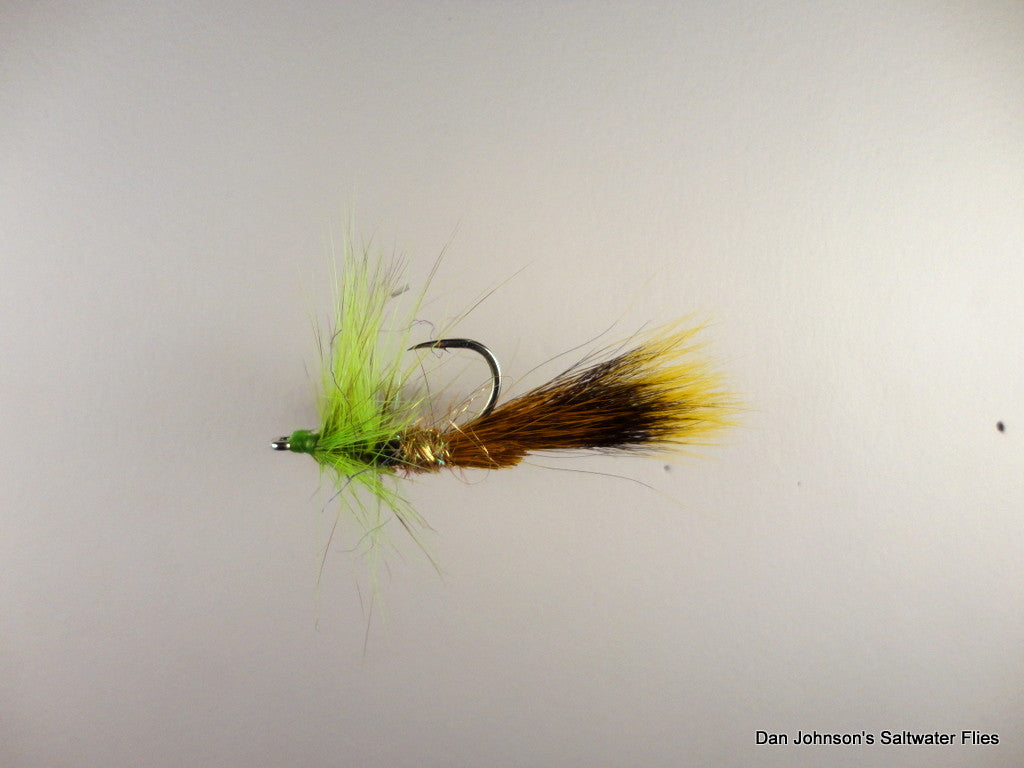Mayan Warrior - Chartreuse  Gold Yellow  BTP35