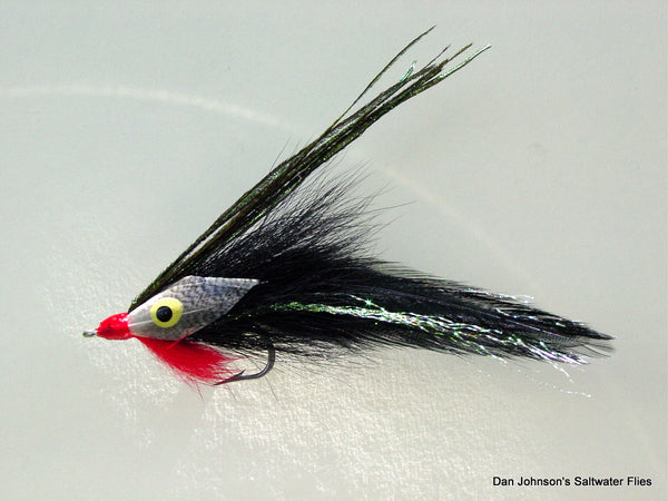 Big Eye Deceiver - Black GS002A