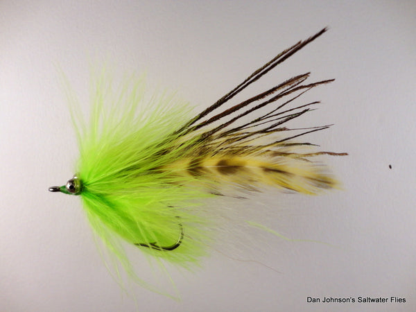 Whistler - Chartreuse Yellow White  TP018