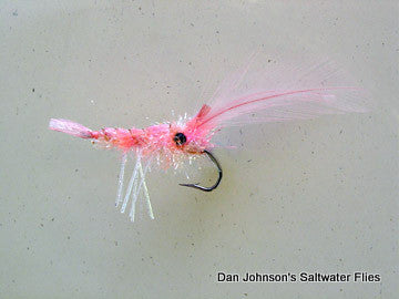 Dan's Shrimp - Pink  GS014a