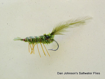 Dan's Shrimp - Olive  GS014b