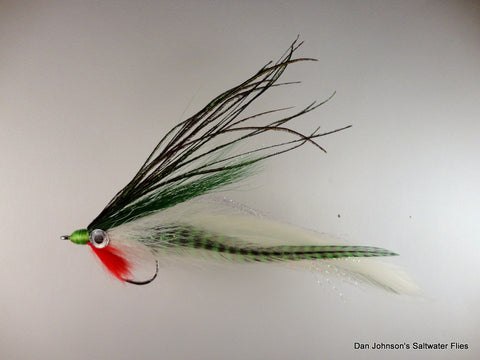 Lefty's Deceiver - Green GS055