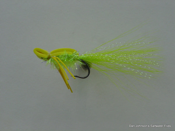 Gurgler - Chartreuse Yellow  IN126