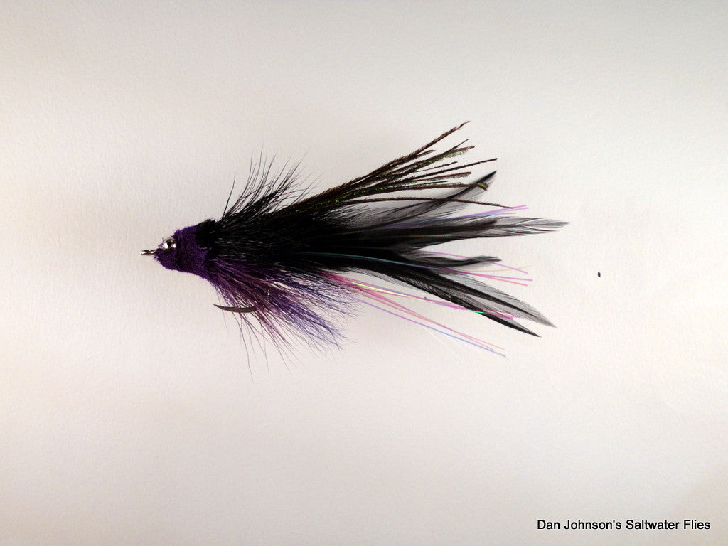 Baby Andino Deceiver - Purple Black IF001A